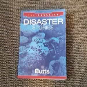 🌸3/$30🌸 True Canadian Disaster Stories Book